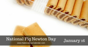 Fig Newton Day