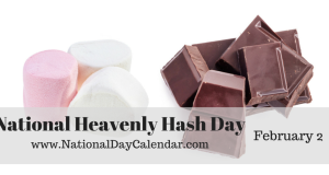 National Heavenly Hash Day