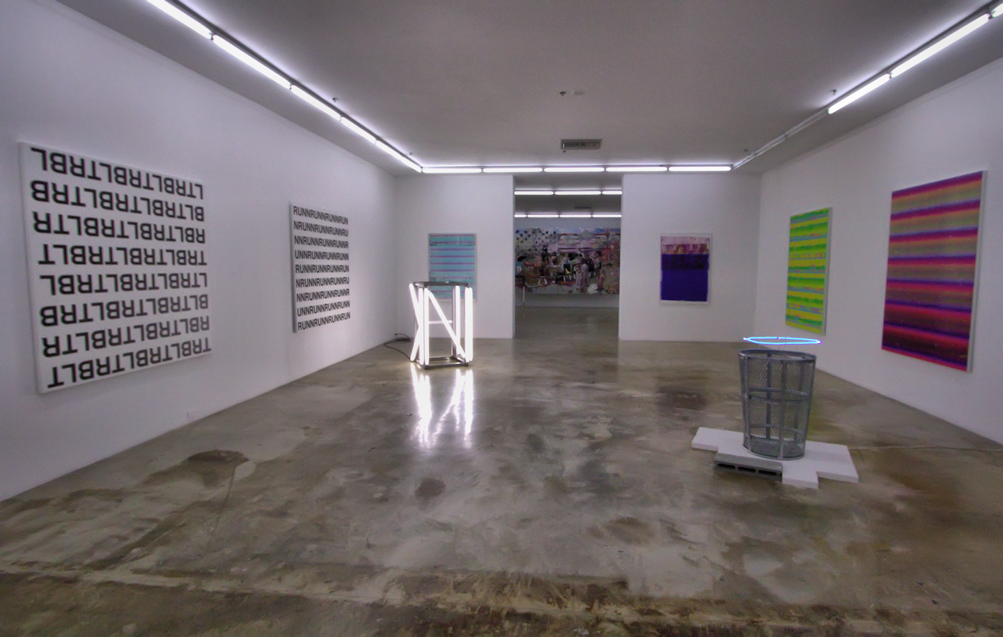 Paul Holmqvist and Paul Kneale – High Anxiety exhibit