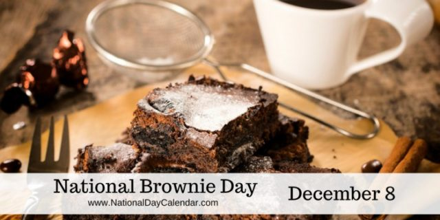 brownie day
