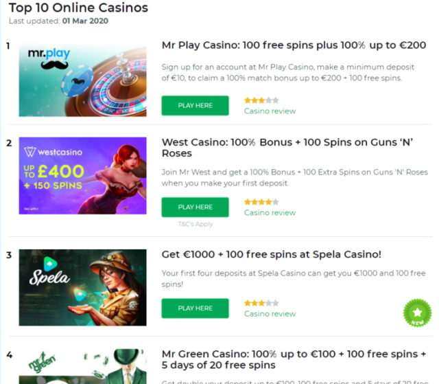 How To Get Info About Best Casino Welcome Bonuses South Florida Reporter