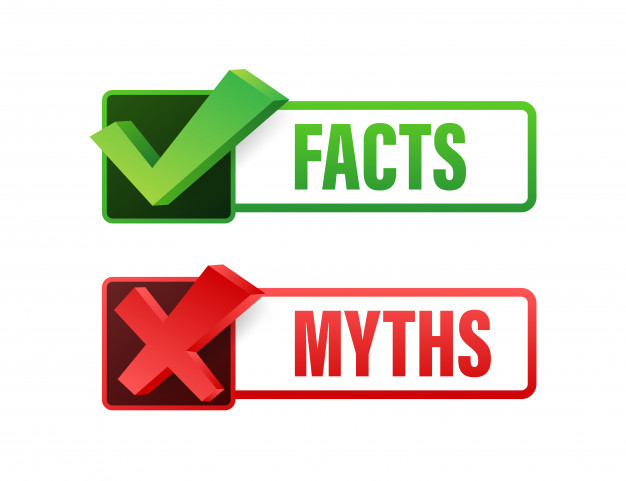 https://www.freepik.com/premium-vector/myths-facts-facts-great-any-purposes-illustration_8149792.htm#page=1&query=myths%20vs%20fact&position=0