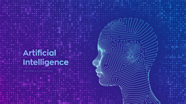 https://www.freepik.com/free-vector/abstract-wireframe-digital-human-female-face-streaming-matrix-digital-binary-code-background-ai-artificial-intelligence-concept_8800968.htm#page=1&query=artificial%20intelligence&position=36