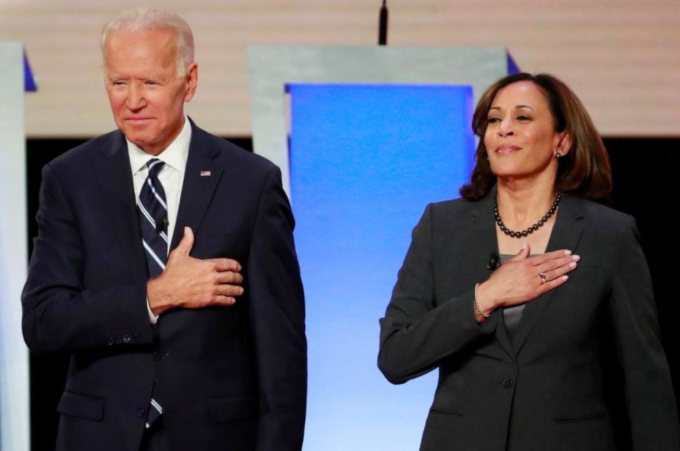 Democrat Joe Biden Chooses Senator Kamala Harris For White House Running Mate Video South Florida Reporter