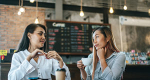 https://www.freepik.com/free-photo/two-women-sitting-drinking-coffee-chatting-cafe_5598722.htm#page=2&query=two+women+socialize&position=23