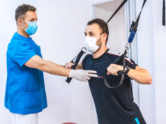 https://www.freepik.com/premium-photo/physiotherapist-blue-gown-with-patient-stretching-with-rubber-bands-upside-down-physiotherapy-with-protective-measures-coronavirus-pandemic-covid-19-osteopathy-sports-chiromassage_8418757.htm#page=4&query=physical+rehab&position=23