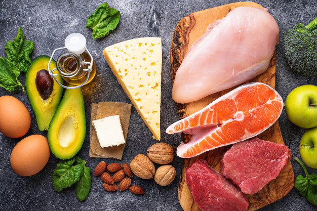 https://www.freepik.com/premium-photo/healthy-low-carbs-products-ketogenic-diet_4245990.htm#page=1&query=keto%20diet&position=15