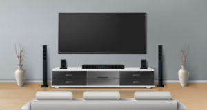 https://www.freepik.com/free-vector/realistic-mockup-living-room-with-big-plasma-tv-flat-gray-wall-black-stand_3264703.htm#page=1&query=home%20theater&position=31