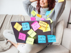 https://www.freepik.com/premium-photo/woman-working-laptop-female-sitting-computer-busy-lady-business-woman-working_7995517.htm#page=1&query=stressed%20at%20work&position=15