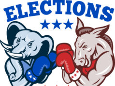 https://www.storyblocks.com/images/stock/democrat-donkey-republican-elephant-mascot-election-vote-hv9g6psvxubj6gmhzkg