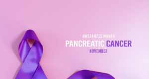 https://www.freepik.com/premium-photo/pancreatic-cancer-awareness-ribbon-purple-ribbon_6031192.htm#page=1&query=pancreatic%20cancer&position=7