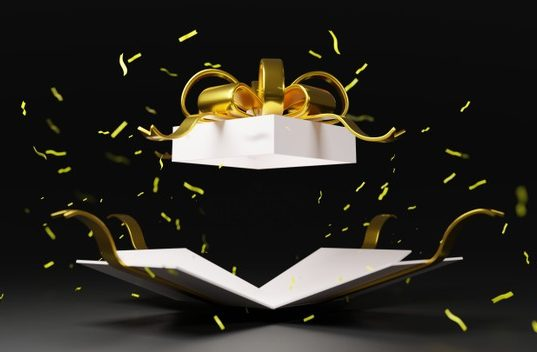 https://www.freepik.com/premium-photo/3d-rendering-white-gift-box-bomb-with-gold-ribbon_10690466.htm#page=3&query=gifts&position=29