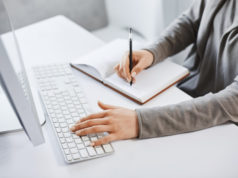 https://www.freepik.com/free-photo/i-can-handle-multi-tasks-cropped-shot-successful-girl-typing-keyboard-making-notes-while-looking-computer-screen-studying-new-business-graphic-there-is-no-time-rest_8357894.htm#page=1&query=making%20notes&position=0