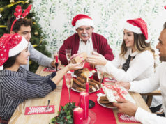 https://www.freepik.com/free-photo/people-giving-presents-each-other-festive-table_3329720.htm#page=1&query=young+old+dinner&position=8