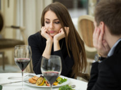https://www.freepik.com/premium-photo/young-woman-making-exasperated-expression-gesture-bad-date-restaurant_9023111.htm#page=2&query=sad+dinner&position=22