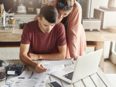 https://www.freepik.com/free-photo/young-family-managing-budget-reviewing-their-bank-accounts-using-generic-laptop-pc-calculator-kitchen-husband-wife-doing-paperwork-together-paying-taxes-online-notebook-computer_9532917.htm#page=3&query=budgeting&position=7