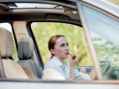 https://www.freepik.com/premium-photo/concept-danger-driving-young-woman-driver-red-haired-teenage-girl-painting-her-lips-doing-applying-make-up-while-driving-car_9927863.htm#page=2&query=teen+driver&position=12