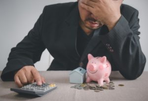 https://www.freepik.com/premium-photo/businessman-is-stressed-out-losing-their-jobs-insufficient-savings-pay-mortgage-focus-calculator-impacts-epidemic-covid-19_10876050.htm#page=2&query=covid+19+debt&position=7
