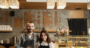 https://www.freepik.com/free-photo/couple-aprons-posing-with-cups-coffee_6154176.htm#page=1&query=small%20business&position=37