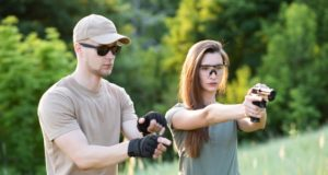 https://www.freepik.com/premium-photo/shooting-instructor-teaches-backslider-how-handle-weapon_10393327.htm