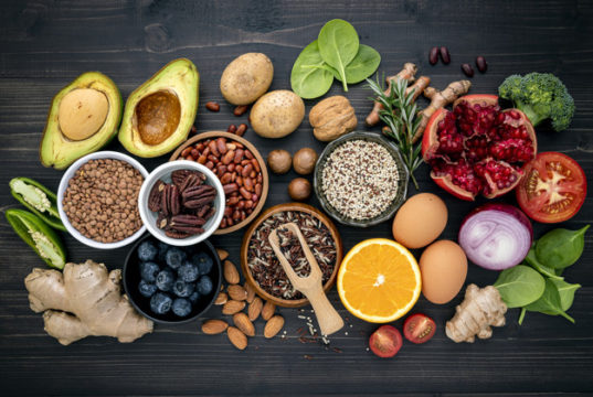 https://www.freepik.com/premium-photo/ingredients-healthy-foods-selection_5043006.htm#page=1&query=superfoods&position=12