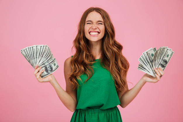 https://www.freepik.com/free-photo/portrait-satisfied-happy-woman-winner-with-long-hair_7337323.htm#page=1&query=person%20money&position=2