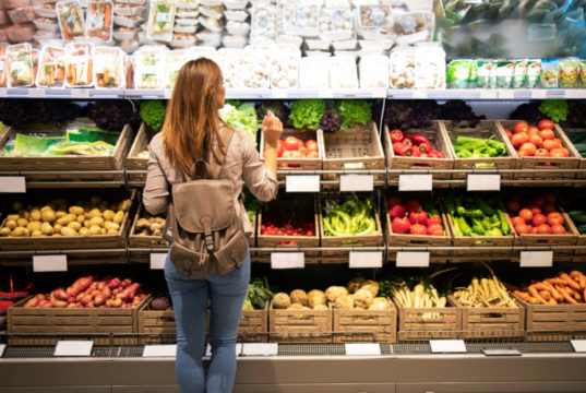 https://www.freepik.com/free-photo/good-looking-woman-standing-front-vegetable-shelves-choosing-what-buy_11450434.htm?query=grocery%20shopping