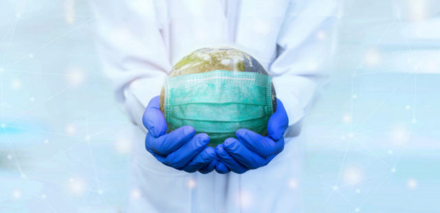 https://www.freepik.com/premium-photo/doctor-wear-gloves-holds-earth-wearing-mask-save-from-viruses-banner_8348483.htm#page=3&query=covid%20masks&position=36
