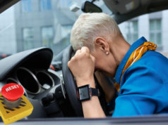 two pik from Freepik/https://www.freepik.com/free-photo/side-view-unhappy-stressed-middle-aged-woman-squeezing-fists-resting-head-steering-wheel-stuck-traffic-jam-being-late-work-get-into-car-accident-sitting-driver-s-seat_11102054.htm?query=tired%20driver
