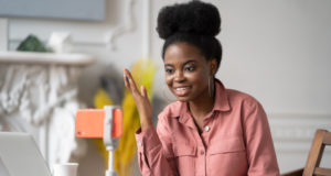 https://www.freepik.com/premium-photo/african-american-millennial-woman-with-afro-hairstyle-remote-studying-working-online-laptop-chatting-with-friends-via-video-call-smartphone-tripod-blogger-influencer-recording-video-blog_10238976.htm#page=1&query=millennial&position=27