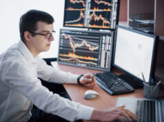 https://www.freepik.com/premium-photo/stockbroker-shirt-is-working-monitoring-room-with-display-screens-stock-exchange-trading-forex-finance-graphic-concept-businessmen-trading-stocks-online_11341322.htm?query=stock%20market